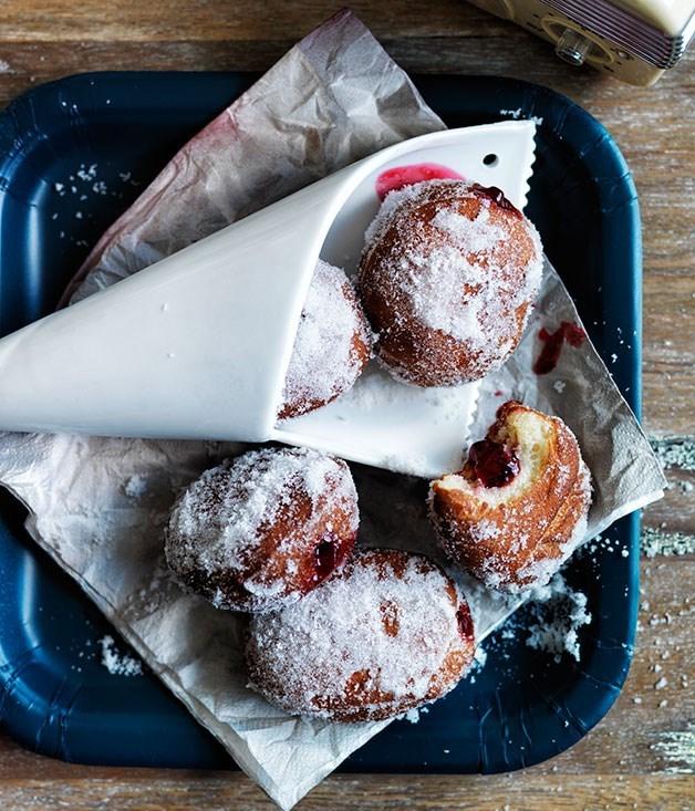 **Jam doughnuts**