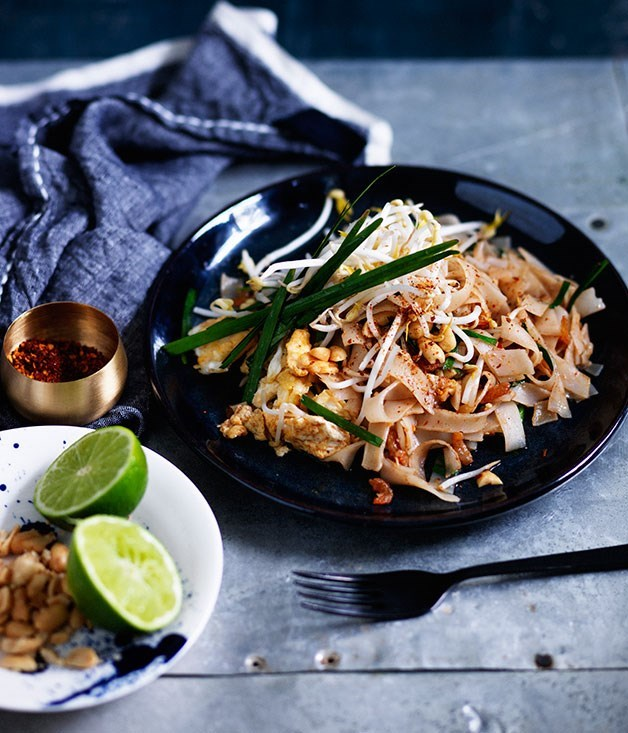 "[*Pad Thai**](https://www.gourmettraveller.com.au/recipes/fast-recipes/pad-thai-13656|target=""_blank"")"