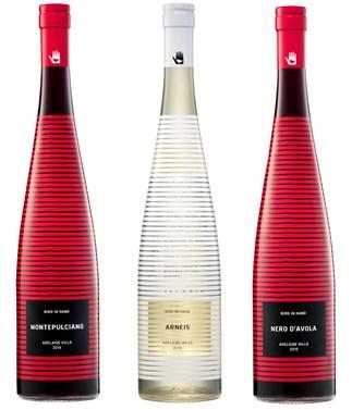 Dion Lee delves into wine bottle design