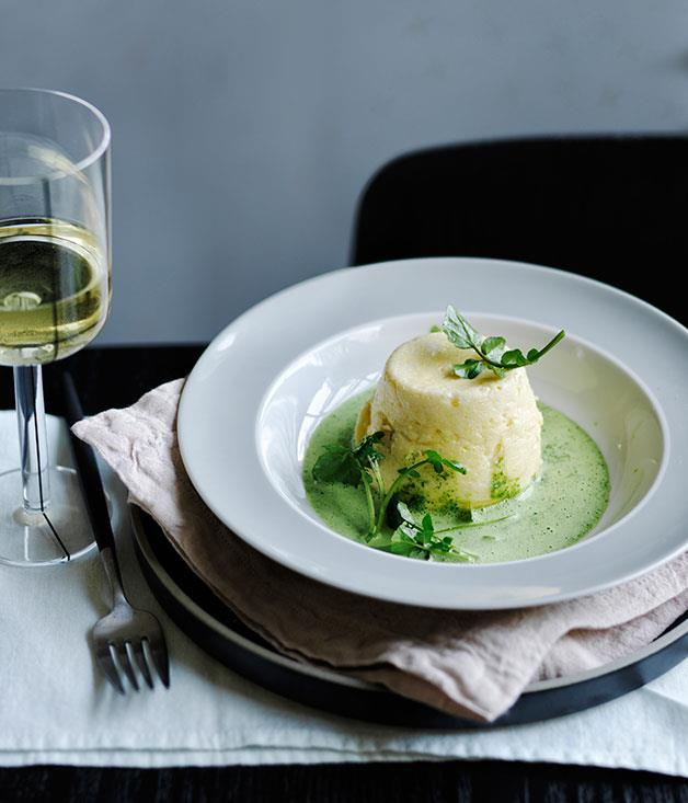 "**[Jaques Reymond's délice soufflés of fromage blanc](http://www.gourmettraveller.com.au/recipes/chefs-recipes/delice-souffles-of-fromage-blanc-8539|target=""_blank"")**"