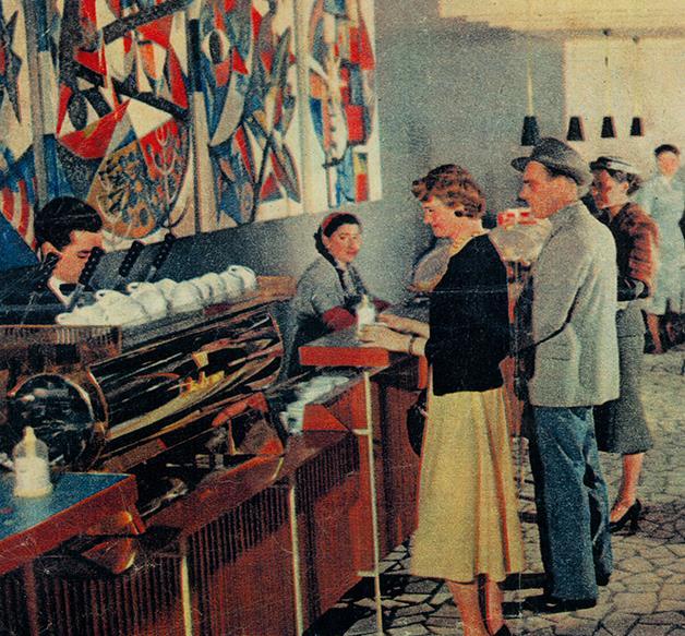 Counter culture: The Greek cafés and milk bars of Australia