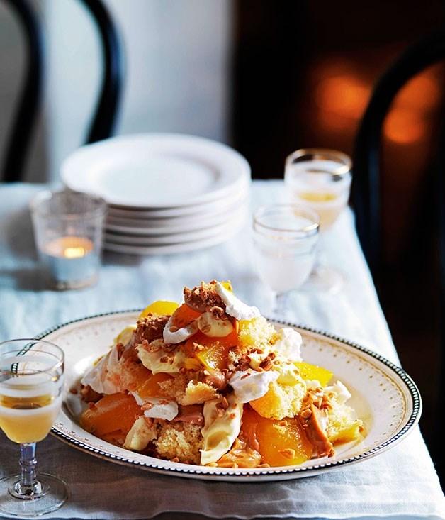 "[**""Postre Chajá"" pavlova**](https://www.gourmettraveller.com.au/recipes/chefs-recipes/postre-chaja-pavlova-7498|target=""_blank"")"