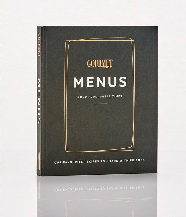 **Menus by Gourmet Traveller - $59.99** **[Buy it here.   ](http://sorrythanksiloveyou.com/menus-gourmet-traveller)**[   ](http://sorrythanksiloveyou.com/menus-gourmet-traveller)As part ofGourmet Traveller's 50th birthday celebrations, we launched our first hardcover cookbook,_Menus_. Within the pages of_Menus_ you'll find recipes for a Bondi clambake_GT_ threw with the team behind Sydney's The Bucket List, a gorgeous Christmas feast with Brigitte Hafner and the folks from Melbourne's Gertrude Street Enoteca, a hearty Blue Mountains harvest lunch (with rabbit broth and slow-roasted pork shoulder) by Sean Moran and a swish meal in Paris with chefs Shaun Kelly and James Henry. They also crank up the tunes and hot foot it to Hollywood for a wild dinner party with the Aussies behind EP & LP, and head to the slopes for an après-ski lunch with the Three Blue Ducks crew.**[   ](http://sorrythanksiloveyou.com/menus-gourmet-traveller)**