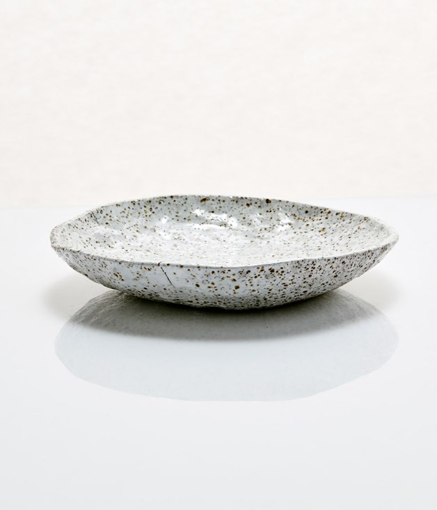 **Tara Burke Stoneware Bowl - $50** [**Buy it here.**](http://sorrythanksiloveyou.com/tara-burke-stoneware-bowl)  These quietly captivating stoneware bowls are individually hand-built by ceramicist Tara Burke in her Sydney studio. Each piece is unique and slightly different from the others, and whispers rather than shouts. The bowls are perfect for serving pasta or salad, and will make a fine addition to your table.