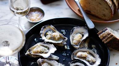 Nine ways to dress oysters