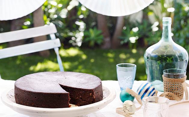 Paul Carmichael's great cake