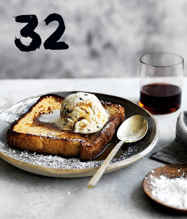 **French toast**