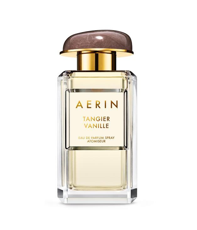**AERIN Tangier Vanille Eau de Parfum** Inspired by the spices that permeate the air of Morocco, [Tangier Vanille](https://www.esteelauder.com.au/products/17140/) combines Madagascan vanilla - one of the finest and most expensive vanillas in the world - bergamot and rose to transport the wearer to the heart of the souk.  _$175 for 50ml, [esteelauder.com.au/product/11989/42566/product-catalog/aerin/aerin-fragrance/tangier-vanille/eau-de-parfum](https://www.esteelauder.com.au/product/11989/42566/product-catalog/aerin/aerin-fragrance/tangier-vanille/eau-de-parfum)_