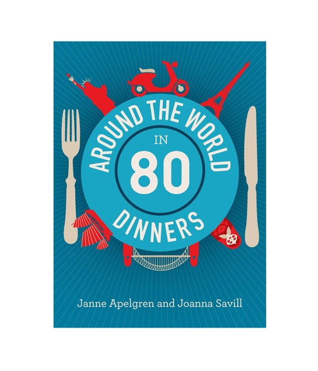 """**Around the World in 80 Dinners by Joanna Savill & Janne Apelgren** This Christmas, give the gift of """"a gastronaut's guide to the globe"""", written by seasoned food journalists Joanna Savill and Janne Apelgren. [Around the World in 80 Dinners](http://www.gourmettraveller.com.au/recipes/food-news-features/2016/11/around-the-world-in-80-dinners/) shares their inside tips on what to eat and where in over two dozen countries.  _$45, MUP,[mup.com.au/items/198593](https://www.mup.com.au/items/198593)_"""