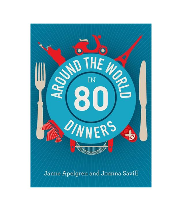 "**Around the World in 80 Dinners by Joanna Savill & Janne Apelgren** This Christmas, give the gift of ""a gastronaut's guide to the globe"", written by seasoned food journalists Joanna Savill and Janne Apelgren. [Around the World in 80 Dinners](http://www.gourmettraveller.com.au/recipes/food-news-features/2016/11/around-the-world-in-80-dinners/) shares their inside tips on what to eat and where in over two dozen countries.  _$45, MUP, [mup.com.au/items/198593](https://www.mup.com.au/items/198593)_"