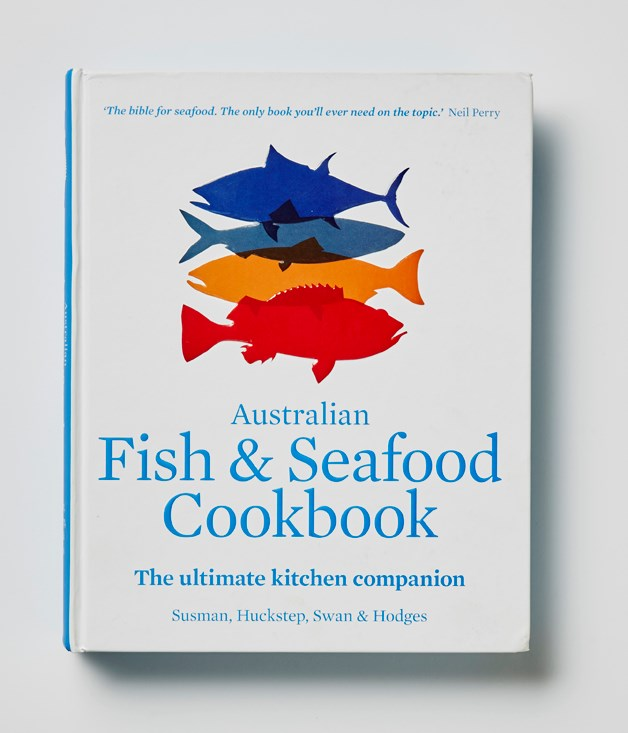 """**Australian Fish & Seafood Cookbook by John Susman, Anthony Huckstep, Sarah Swan and Stephen Hodges** When Neil Perry refers to a cookbook as """"the bible for seafood"""" you know you're onto a good thing. The weighty cookbook is filled with unique recipes for over 60 types of fish and seafood and plenty of information about species you may not have heard of.  _$79.99, Murdoch Books,[booktopia.com.au/australian-fish-and-seafood-cookbook-john-susman/prod9781743362952.html](http://www.booktopia.com.au/australian-fish-and-seafood-cookbook-john-susman/prod9781743362952.html)_"""