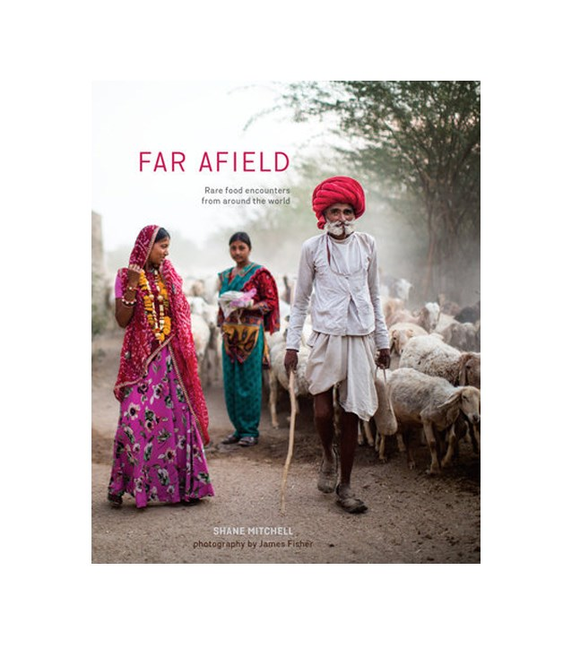 **Far Afield by Shane Mitchell** Shane Mitchell's Far Afield is a collection of beautifully photographed culinary tales and recipes, derived from some of the world's most remote communities. From Icelandic shepherds to Kenyan Maasai warriors, this is certainly not your average cookbook or travelogue.      _$40, Penguin Random House,[booktopia.com.au/far-afield-shane-mitchell/prod9781607749202.html](http://www.booktopia.com.au/far-afield-shane-mitchell/prod9781607749202.html)_