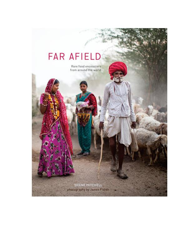 **Far Afield by Shane Mitchell** Shane Mitchell's Far Afield is a collection of beautifully photographed culinary tales and recipes, derived from some of the world's most remote communities. From Icelandic shepherds to Kenyan Maasai warriors, this is certainly not your average cookbook or travelogue.      _$40, Penguin Random House, [booktopia.com.au/far-afield-shane-mitchell/prod9781607749202.html](http://www.booktopia.com.au/far-afield-shane-mitchell/prod9781607749202.html)_