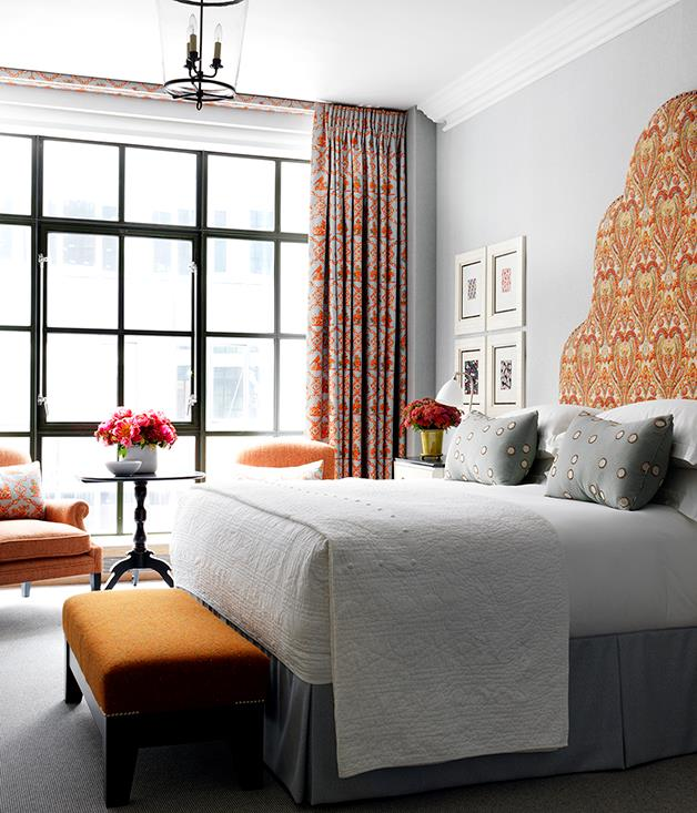 "**No-neutral New York** There'll be nothing neutral about The Whitby Hotel, due to open next month in New York's Midtown in serious retail territory and a few blocks from Central Park. We're expecting a kaleidoscope of colour and a mash-up of pattern by design director Kit Kemp, who has styled the light-filled public spaces and 86 guestrooms, all with floor-to-ceiling windows, many with private terraces, in ""dozens"" of colour schemes and with best-of-British artworks. A new-build like its sister hotel Crosby Street in Soho, it's the 11th in Kit and Tim Kemp's Firmdale Hotels portfolio in London and New York.  _18 West 56th St, New York _  _[firmdalehotels.com](https://www.firmdalehotels.com/)_"