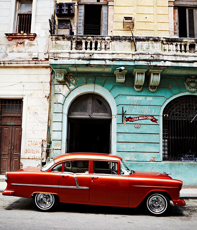 **Vamos a Cuba** Everywhere in Havana, Cuban street culture is rich and vibrant, from pickup baseball games in Habana Vieja and vintage cars parked on Paseo del Prado to small coffee windows called ventanillas and late-afternoon promenades on the Malecón. Gaining insider access to private galleries, artist studios and rehearsal spaces, however, still requires certain introductions. With the recent launch of commercial flights from mainland US and hotel development looming, Cuba really is on the cusp of change. Still, there's plenty of time for malanga fritters, ropa vieja and Mojitos at rooftop bars and paladares, the island's home restaurants, before the Americans arrive in droves.  On our dream itinerary, with help from an insider concierge such as US-based GeoEx, we'd watch a rehearsal of Laura Alonso's prestigious ballet troupe at Prodanza, and another with contemporary dance troupe Malpaso, led by choreographer Osnel Delgado Wambrug. There'd be jazz by Denys Carbo and Jazz en Trance at a new bar in Vedado owned by Cuban jazz giant Lázaro Valdés. We'd chat with artists at Fototeca de Cuba, the leading photographic guild in Cuba, and at 331 Art Space, the shared studio of Adrián Fernández, Alex Hernández and Frank Mujica. And we'd visit the workshop of Alexis Leiva Machado, known as Kcho, whose works are sprinkled through international exhibitions. Café culture in Havana is growing - El Escorial and O'Reilly are the best places for carajillos and cafecitos - but don't pass up a dinner invitation with chef Alberto Gonzáles, who owns Centro Habana bakery Salchi Pizza. With the right introductions, he'll prepare a private seven-course haute Cuban meal.  _[fototecadecuba.com](http://www.fototecadecuba.com/)_