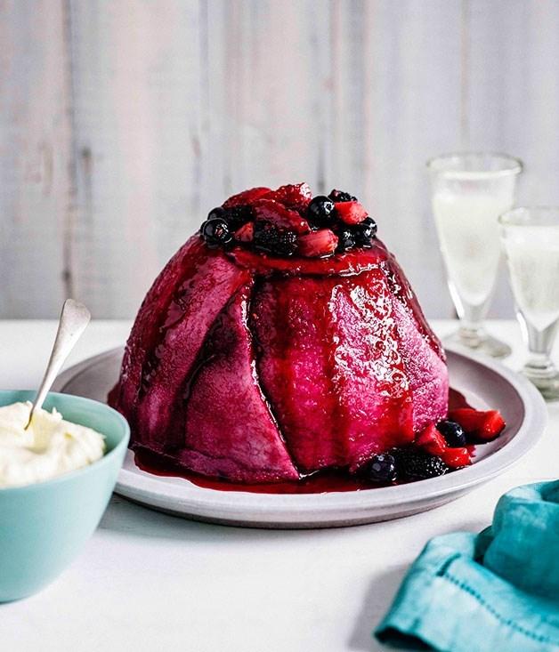 **Summer pudding**