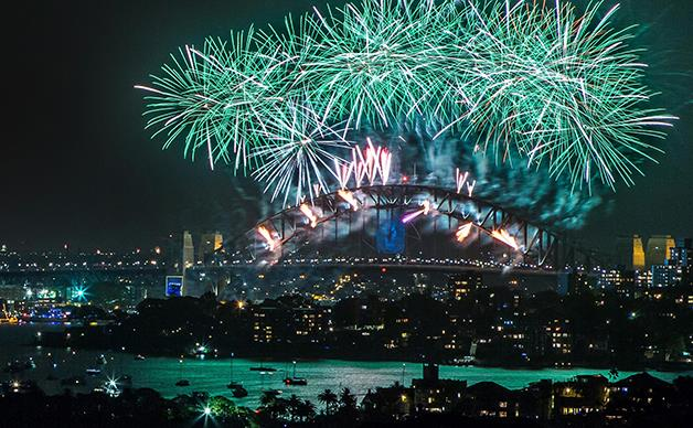 Seven luxurious New Year's Eve experiences