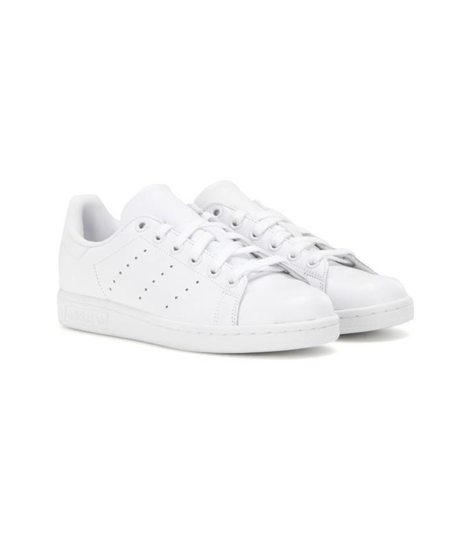 "**Adidas Originals sneakers** A pair of classic white sneakers is a must.  _Adidas Originals ""Stan Smith"" leather sneakers, $135, from [Mytheresa.com](http://www.mytheresa.com/en-au/stan-smith-leather-sneakers-594103.html)_"