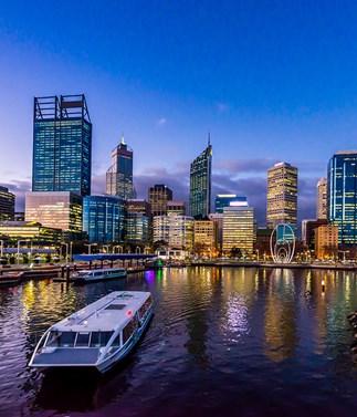 A luxury stopover in Perth