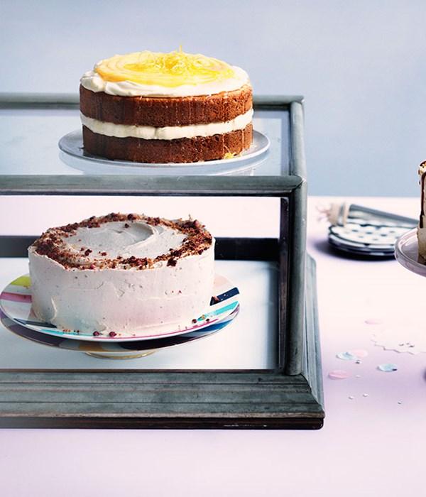 Sponge Cake Recipe Lemon Curd: Lemon Curd Sponge Cake Recipe