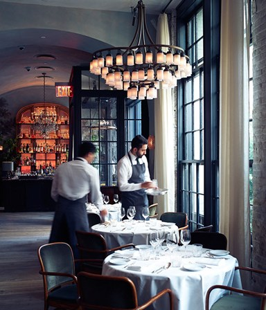 Where to dine in New York right now
