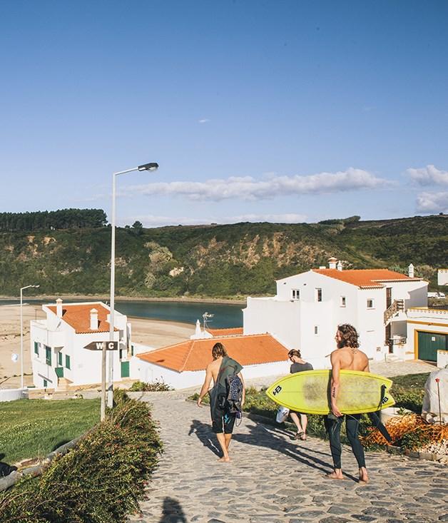 Odeceixe, western Algarve