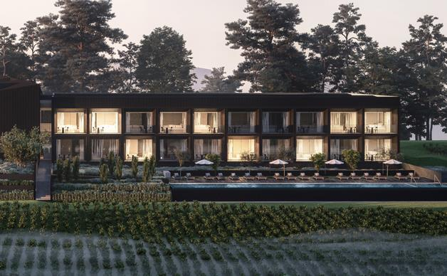 Jackalope hotel opens on the Mornington Peninsula