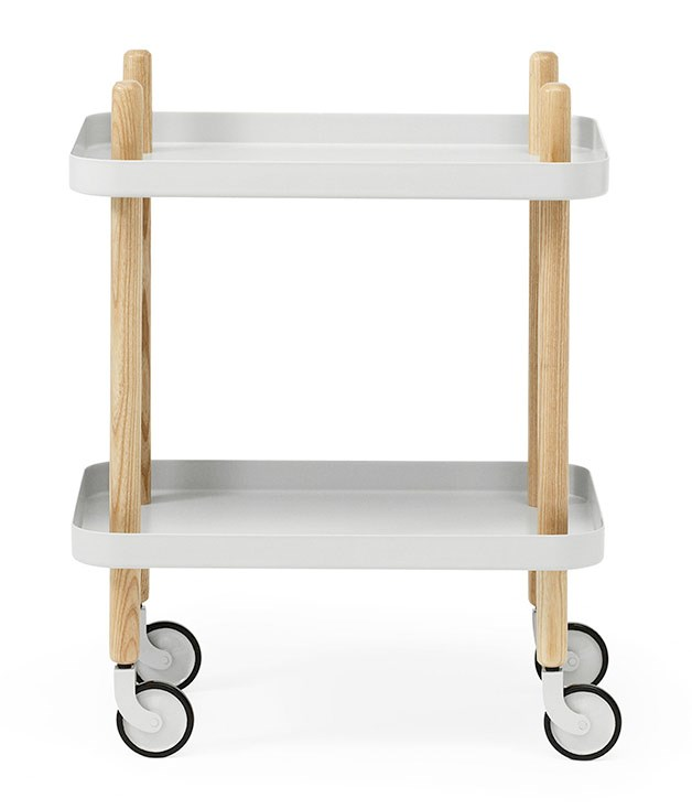 **Amara Living Normann Block Table** _£170 (approx. $280), [amara.com/products/block-table-white](https://www.amara.com/products/block-table-white)_