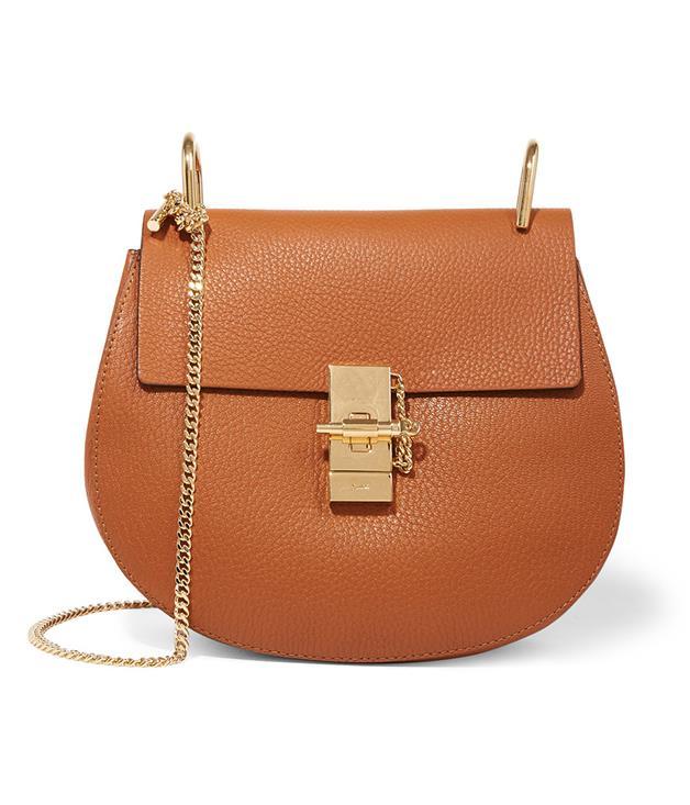 **Chloe Drew leather bag** _$2,435, [parlourx.com](https://www.parlourx.com/)_