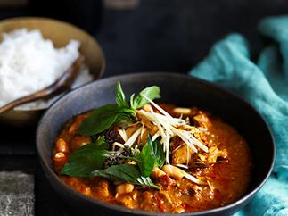 Chiang Mai chicken curry