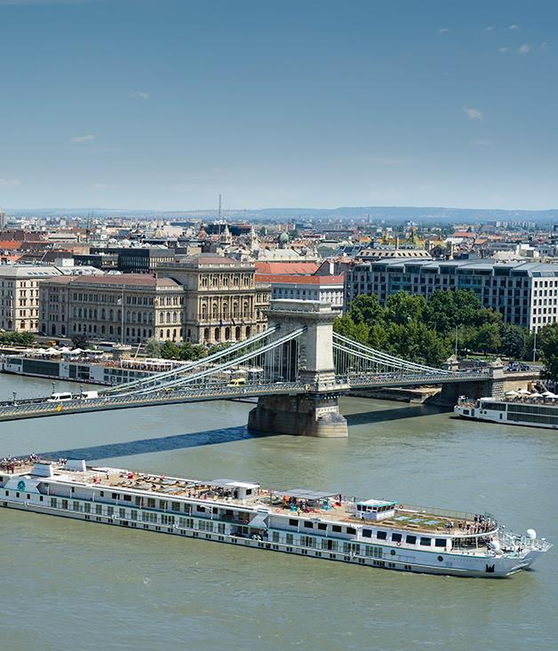 "**MOZART AND MICHELIN** Crystal Cruises has entered river cruising with a bang, launching one of the most luxurious vessels on the Danube. On each voyage aboard the _Crystal Mozart_, launched last year, guests are treated to a complimentary meal at a choice of Michelin-starred restaurants during shore visits (more reservations are available for a fee). In Vienna, dining options include restaurants Le Ciel, Konstantin Filippou, Tian and Edvard; in Budapest, choose from Winekitchen, Tanti, Costes, and Costes Downtown.  _The nine-night ""Round-trip Vienna"" on_ Crystal Mozart _has multiple departures from April to December 2017. [crystalcruises.com](http://www.crystalcruises.com/)_  _Photo: Ian Schemper_"