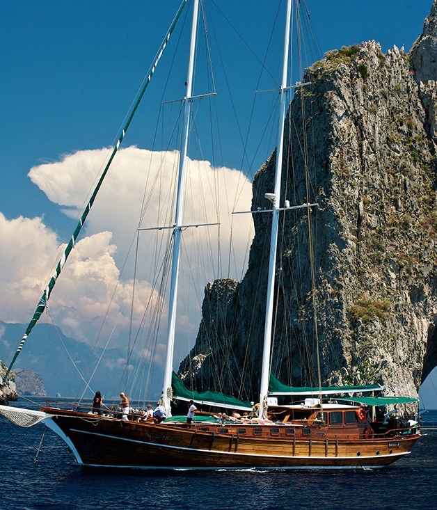 "**VOLCANIC VOYAGE** Care to explore the Aeolian Islands off Sicily aboard a 10-passenger wooden gulet? Peter Sommer Travels has a new itinerary hosted by historian and archaeologist Dr Michael Metcalfe. Enjoy the food and wines of Salina, swim in the Mediterranean off Lipari, walk through Bronze-age villages and archaeological sites on Panarea, and hike to the smoking crater of Stromboli.  _The six-night ""Cruising the Aeolian Islands"" with Dr Michael Metcalfe on_ Deriya Deniz _departs Milazzo, Sicily, on 24 June 2017. [petersommer.com](http://www.petersommer.com/)_"