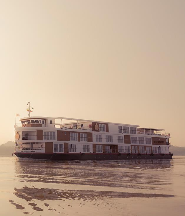 "**EXCLUSIVE BURMA** In the style of the legendary colonial hotel of the same name, _The Strand Cruise_ is a 28-cabin ship with access to private moorings close to landmarks along Myanmar's Irrawaddy River. An exclusive mooring overnight at Ava, for example, allows passengers to explore the temple of Maha Aungmye Bonzan after the crowds have departed. It's the only operator to offer visits to the landmark U-Bein bridge on both north- and south-bound itineraries. Travellers can top or tail their cruise at The Strand Hotel Yangon, which reopened in November after extensive refurbishment.  _The four-night ""Bagan to Mandalay"" on_ The Strand Cruise _has multiple departures from July to September 2017. [thestrandcruise.com](http://www.thestrandcruise.com/)_"