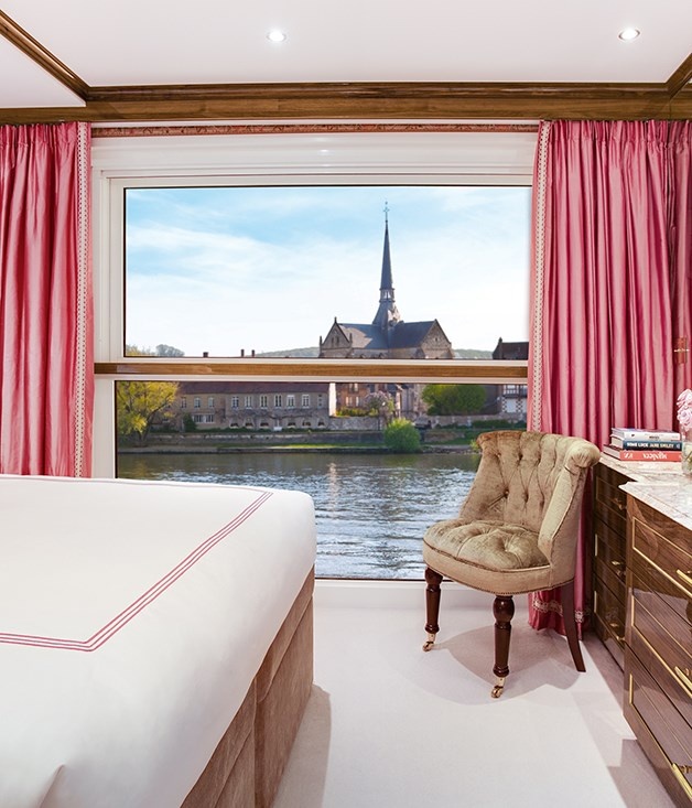 "**FRANCE ENHANCED** Uniworld Boutique River Cruise Collection has enhanced its Paris and Normandy cruises with trips to the gardens of Versailles, Étretat and Mont- Saint-Aignan golf courses, and La Couronne, the restaurant in which Julia Child had her first French meal. Cruise the Seine aboard the line's new ship, Joie de Vivre, to Richard the Lionheart's Château Gaillard, Monet's home in Giverny, the medieval capital of Rouen, and World War II landing beaches.  _The seven-night ""Paris & Normandy"" on_ Joie de Vivre _has multiple departures from April to November 2017. [uniworld.com](https://www.uniworld.com/au/)_"
