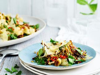Yield's farro and cauliflower salad