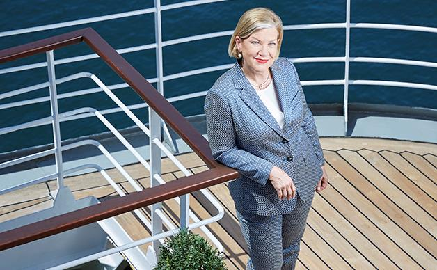 Master and Commander: an interview with Carnival Australia's Ann Sherry