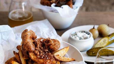 Saint Peter's fish and chips