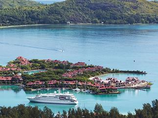Crystal Cruises shines bright