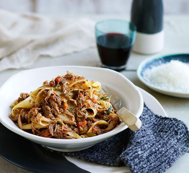 Red wine recipes for Autumn