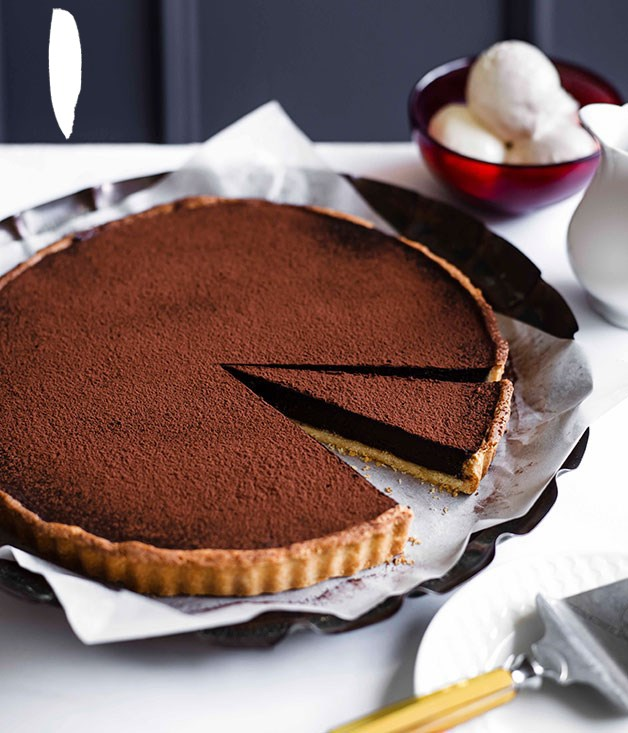 **Chocolate tart**