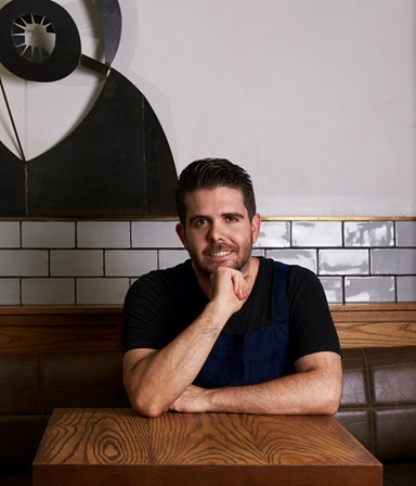A menu by Adam Wolfers inspired by heritage and tradition