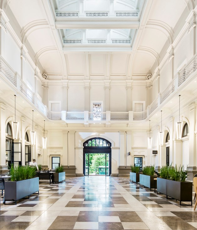 **HOTEL OF THE YEAR** <br> Of all the hotels we've reviewed around Australia in the past 12 months, which one impressed us most? It could be a new address or an established one; it could be sprawling or small, located in the city, by the beach or in the country. There's only one real criterion: our hotel of the year has to be the very best of the top 50 hotels we've checked into. <br><br> **FINALISTS** **Como The Treasury (pictured)**, *1 Cathedral Avenue, Perth, WA,_ _[comohotels.com/thetreasury](http://www.comohotels.com/thetreasury)* **Halcyon House**, *21 Cypress Crescent, Cabarita Beach, NSW, [halcyonhouse.com.au](https://halcyonhouse.com.au/)* **Jackalope**, *166 Balnarring Road, Mornington Peninsula, Vic, [jackalopehotels.com](http://www.jackalopehotels.com/)*