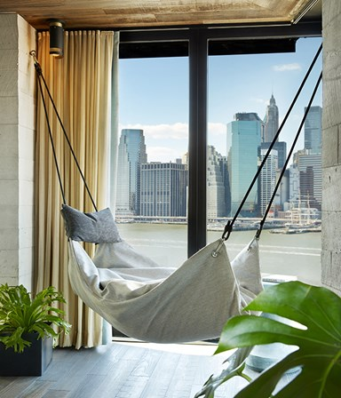 New York hotels take a green turn