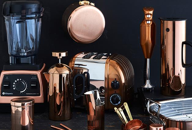 Copper's tops