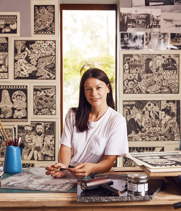 Meet your maker: Allie Webb