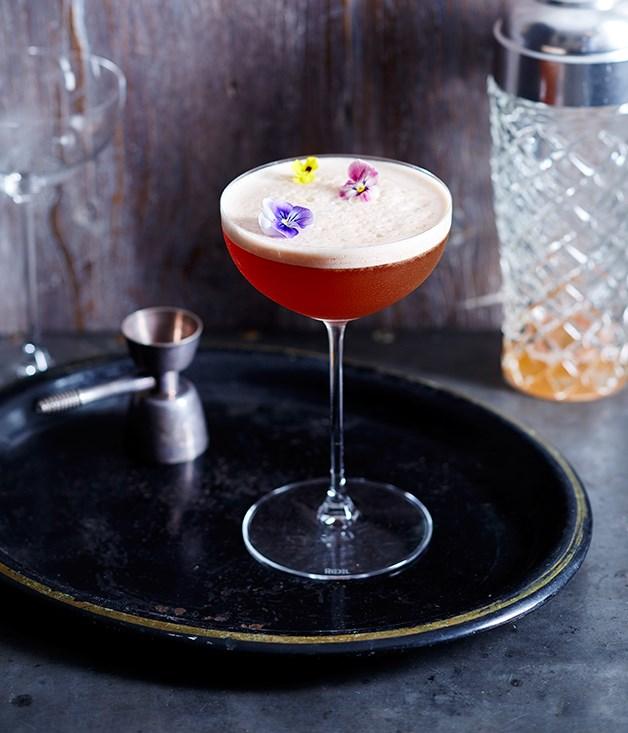 "[Hains & Co's Crimson Mainsail](https://www.gourmettraveller.com.au/news/drinks-news/signature-drink-hains-and-cos-crimson-mainsail-6647|target=""_blank"")"