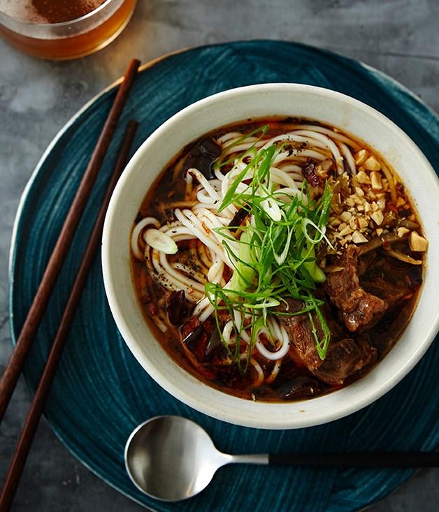 "**[Chongqing noodles](http://www.gourmettraveller.com.au/recipes/browse-all/masterclass-chongqing-noodles-14244|target=""_blank"")**"