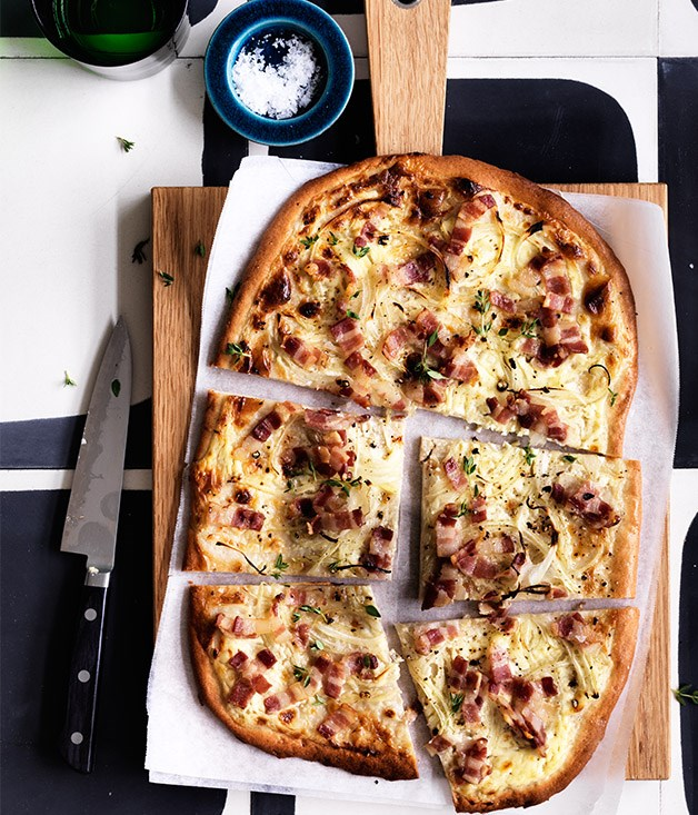 Tarte flambée recipe