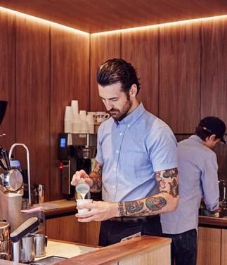 Sydney's Neighbourhood café is giving away free coffee