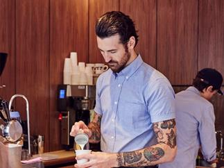 Sydney's Neighbourhood café is giving away free coffee